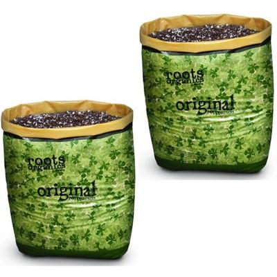 Roots Organics ROD Hydroponic Gardening Coco Fiber-Based Potting Soil, 1.5 cu ft