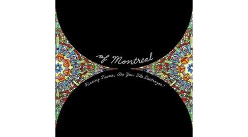 Of Montreal - Hissing Fauna Are You The Destroyer (Vinyl) - image 1 of 1