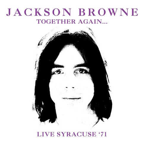 Jackson browne - Together again live syracuse 71 (CD) - image 1 of 1