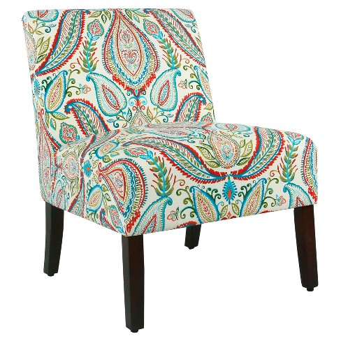 Carson Armless Accent Chair - HomePop - image 1 of 11