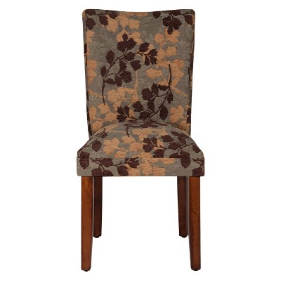 Parsons Dining Chair Brown - HomePop