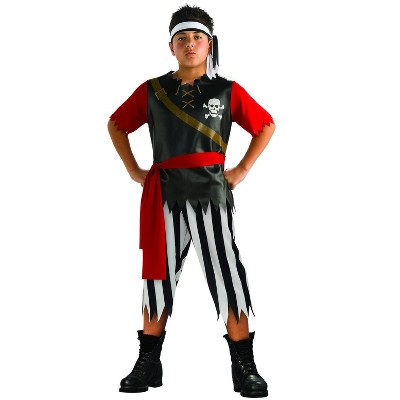 Rubies Boys Pirate King Costume