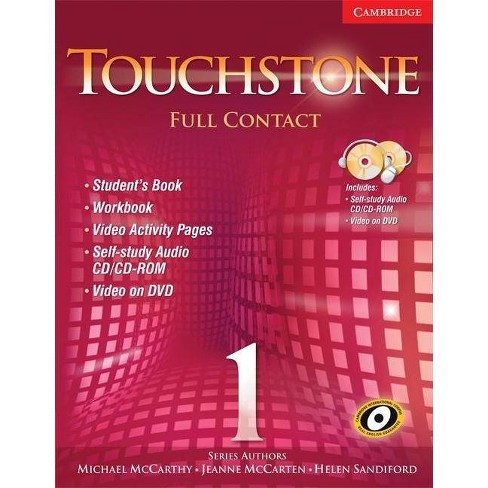 Touchstone Level 1 Full Contact (with Ntsc DVD) - (Mixed media product) - image 1 of 1