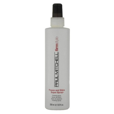 Paul Mitchell Firm Style Freeze and Shine Super Spray Finishing Spray - 8.5 fl oz