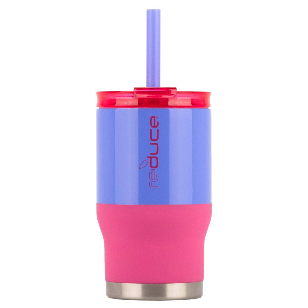 Image of Reduce 14oz Coldee Dual Finish Water Bottle Pink/Purple
