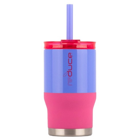 Reduce 14oz Coldee Dual Finish Water Bottle Pink/Purple - image 1 of 4
