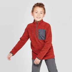 Boys' Fleece 1/4 Zip Pullover - C9 Champion®