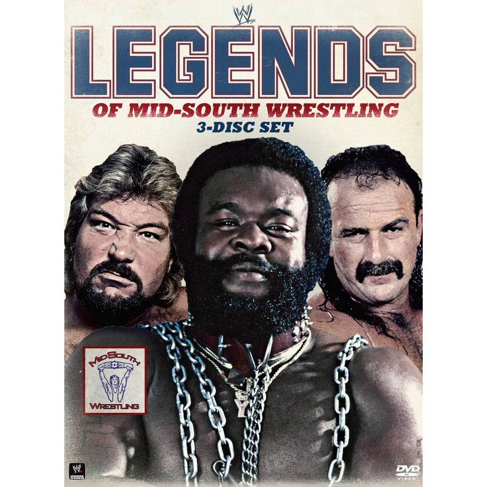 Legends Of The Mid South Wrestling (Dvd)