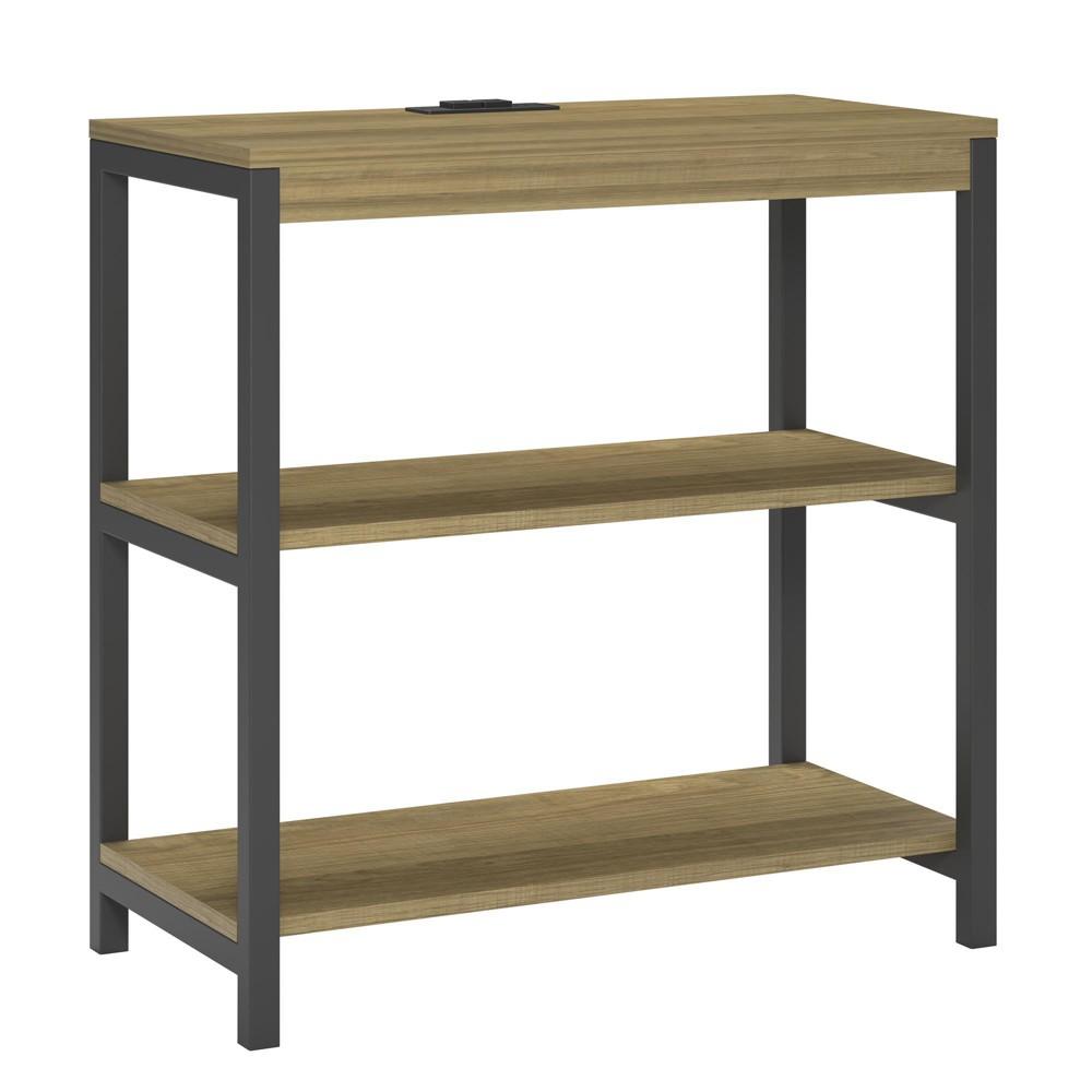 26.46 Thrive 3 Shelf Bookcase Golden Oak - Room & Joy