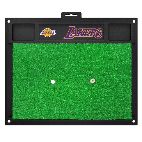 Los Angeles Lakers Fan mats Golf Hitting Mat - image 1 of 1