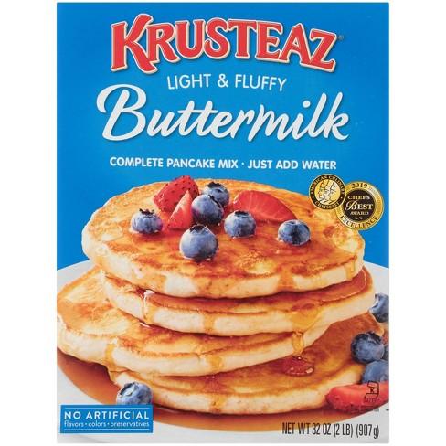Krusteaz Buttermilk Pancake Mix 32oz Target