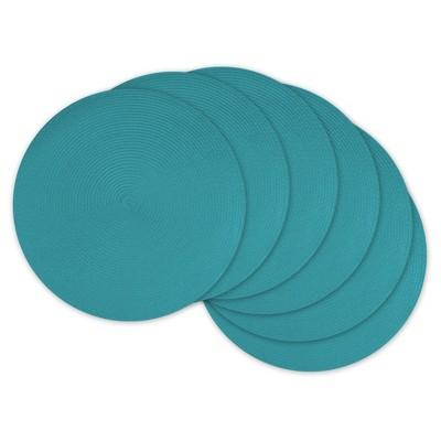 6pk Blue Placemat - Design Imports