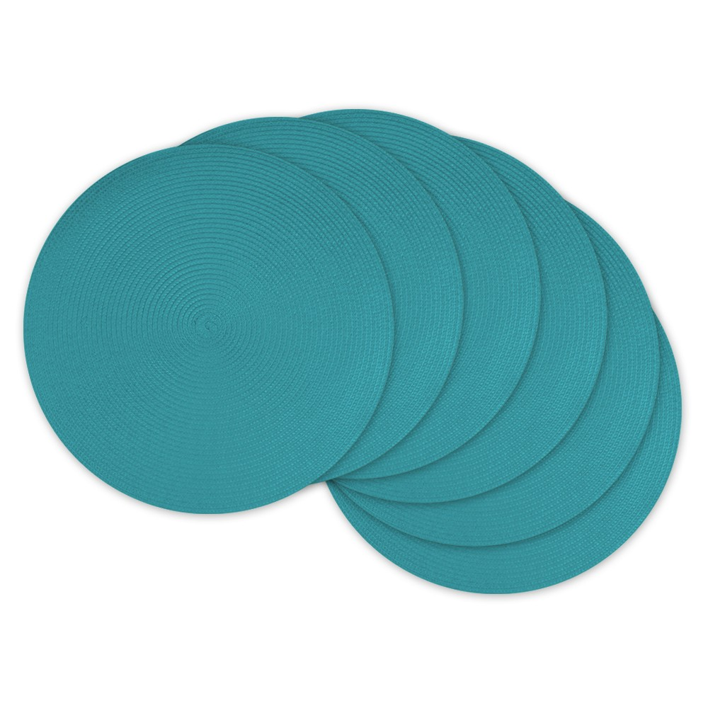 Image of 6pk Blue Placemat - Design Imports