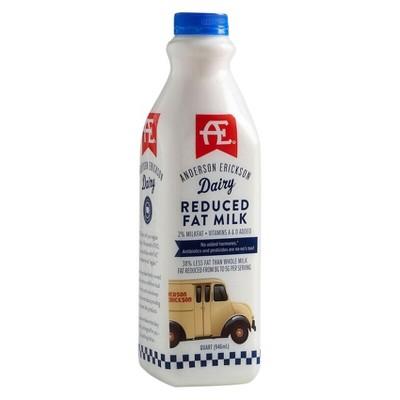 Anderson Erickson 2% Milk - 1qt