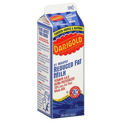 Darigold 2% Milk - 1qt