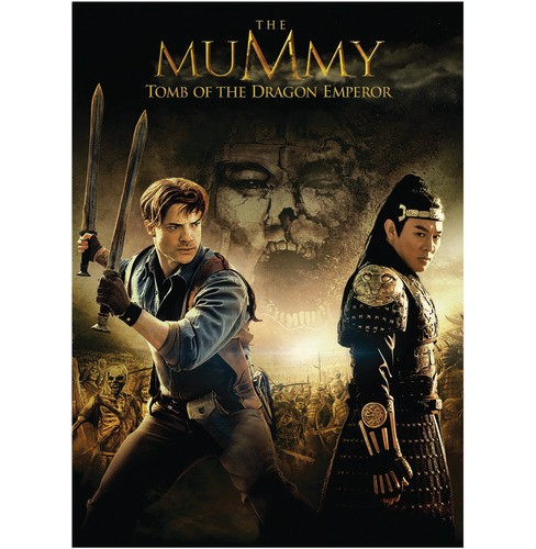 Mummy:Tomb of the dragon emperor (DVD) - image 1 of 1