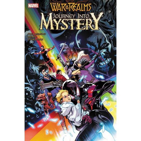 War of the Realms: Journey Into Mystery - (Paperback) - image 1 of 1