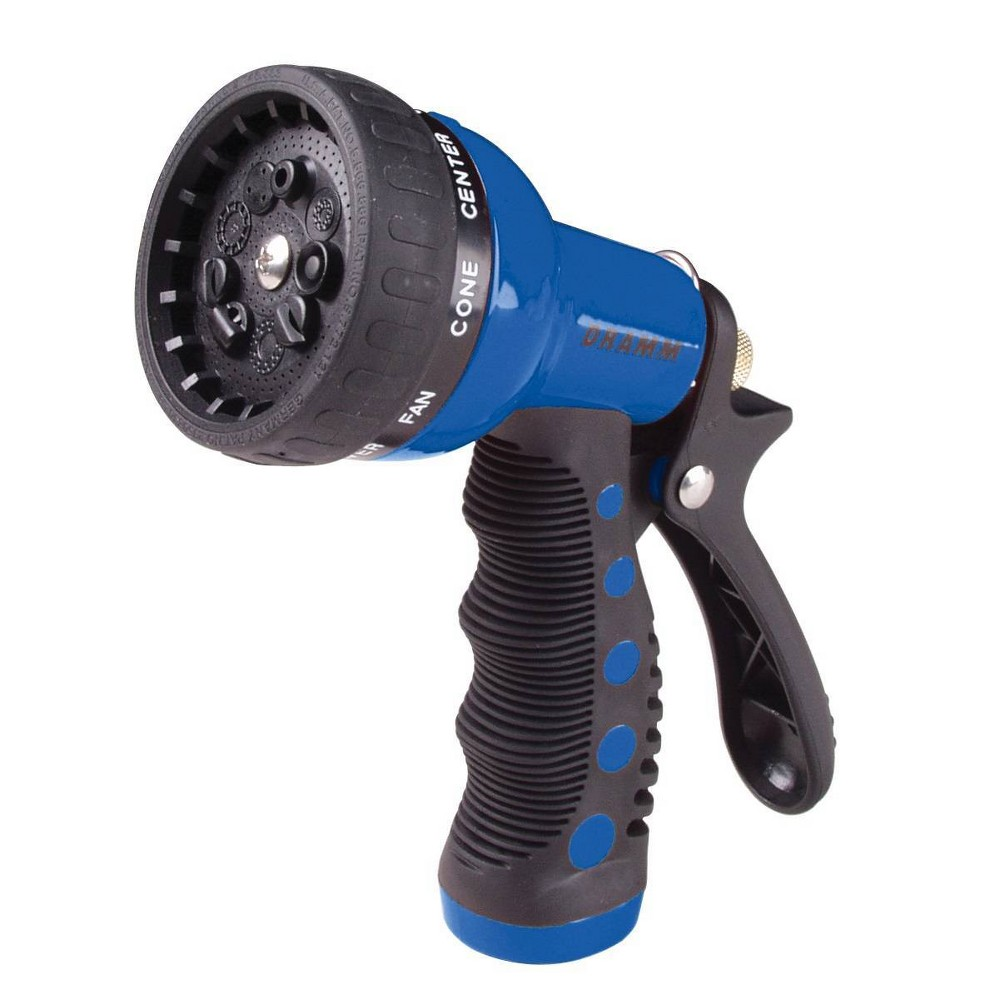 Image of 9 Pattern Revolver Spray Nozzle Blue - Dramm
