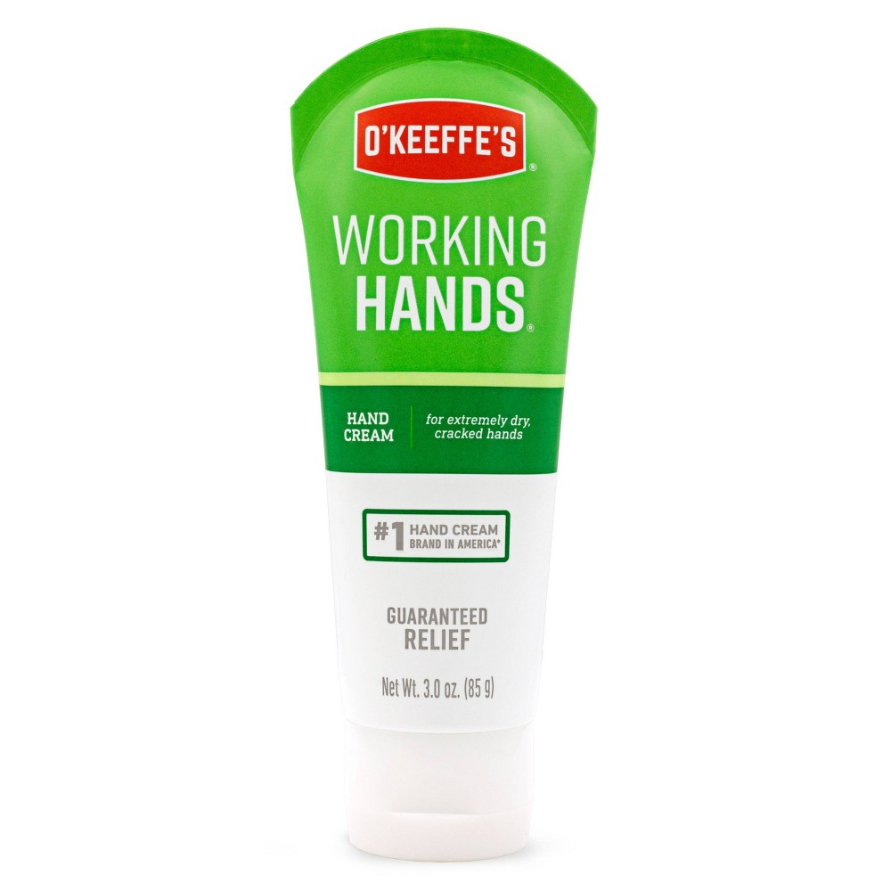 Image of O'Keeffe's Working Hands Hand Cream 3oz