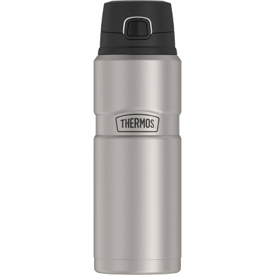 Thermos 24oz Stainless King Drink Bottle - Matte Steel