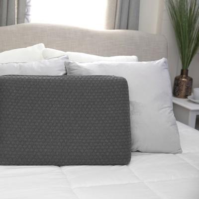 bamboo luxury pillow target