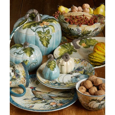 Harvest Gatherings Dinnerware Collection - Certified International