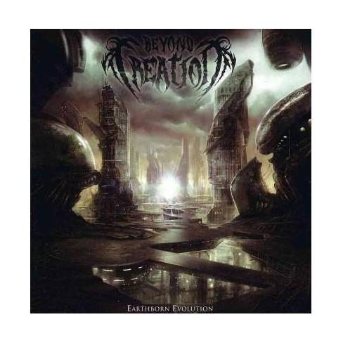 Beyond Creation - Earthborn Evolution (CD) - image 1 of 1