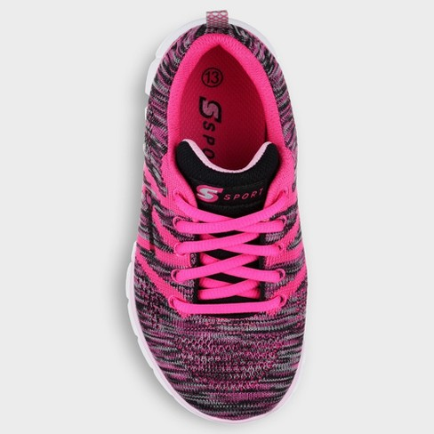 5d99b874a Girls  S SPORT BY SKECHERS Adalie Performance Athletic Shoes - Pink ...