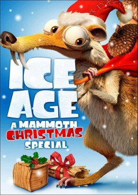 Ice Age A Mammoth Christmas Special (DVD)