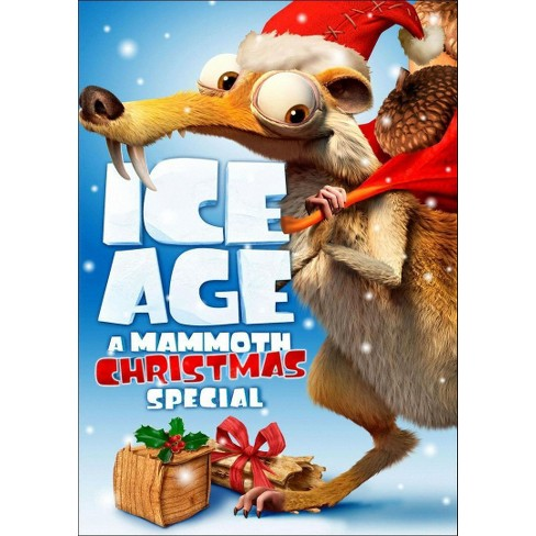 about this item - Ice Age Mammoth Christmas
