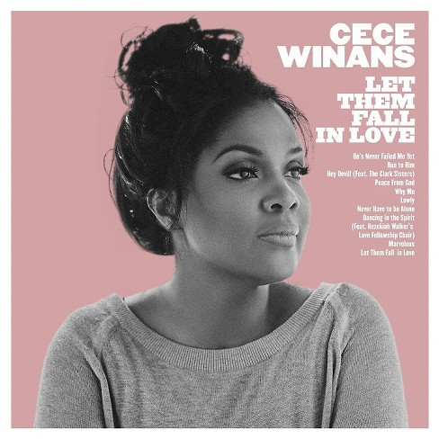 CeCe Winans - Let Them Fall in Love (CD) - image 1 of 1