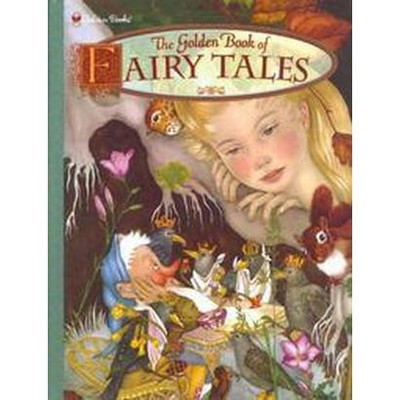 Golden Book of Fairy Tales (Hardcover)(Marie Ponsot)
