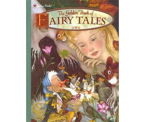 Golden Book of Fairy Tales (Hardcover) (Marie Ponsot) - image 1 of 1