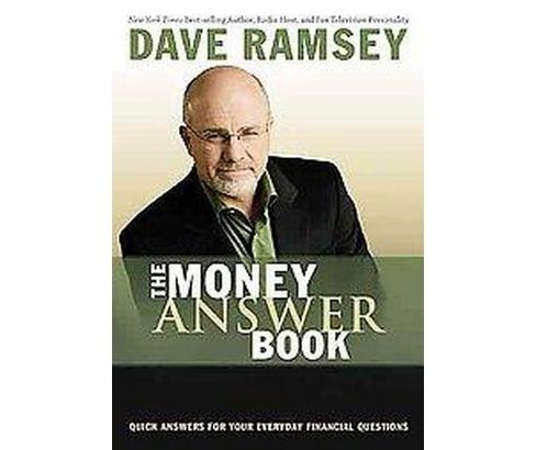 Money Answer Book (Paperback) (Dave Ramsey) - image 1 of 1