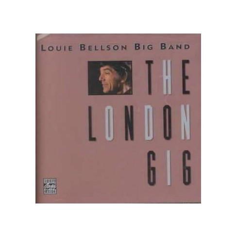 Louis Bellson - London Gig (CD) - image 1 of 1