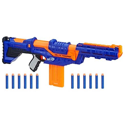 nerf n strike elite delta trooper blaster target