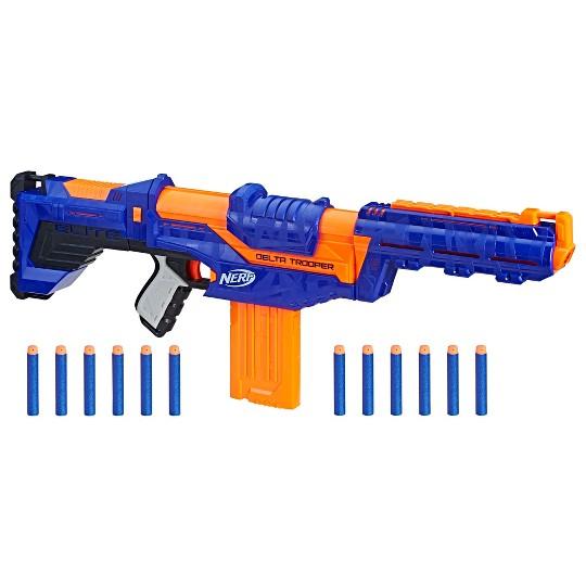 NERF N-Strike Elite Delta Trooper Blaster image number null