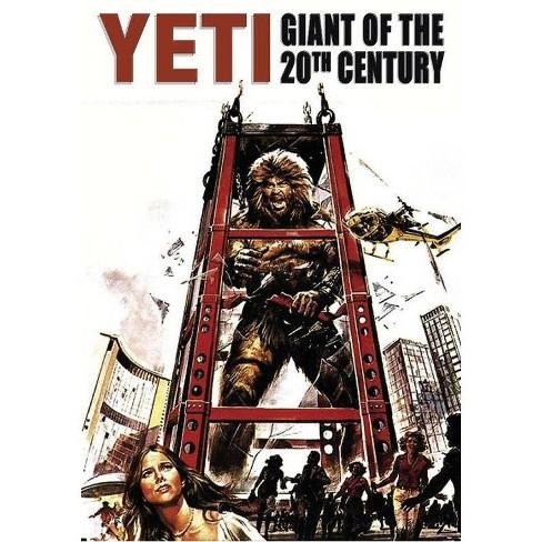 Yeti: 20th Century Giant (DVD) - image 1 of 1