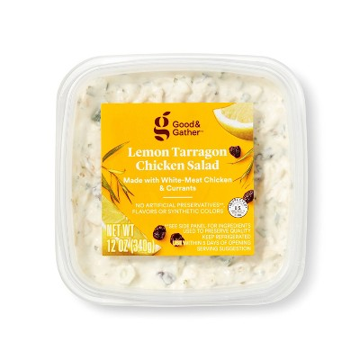 Lemon Tarragon Chicken Salad - 12oz - Good & Gather™