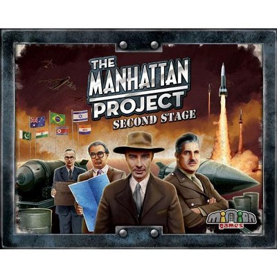 Manhattan Project - Second Stage Expansion Board Game