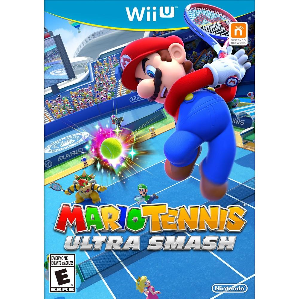 Mario Tenns Ultra Smash Preowned - Nintendo Wii U