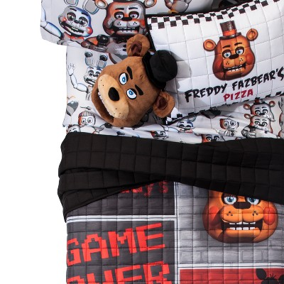 Five Nights at Freddy's Sheet Set