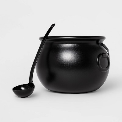 Cauldron with Ladle Halloween Serving Bowl - Hyde & EEK! Boutique™