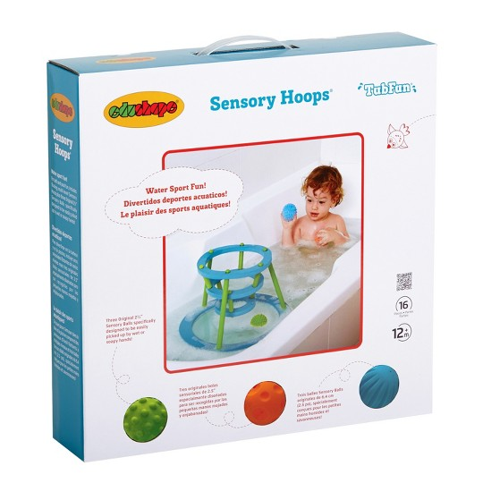 EduShape Sensory Hoops, Baby and Toddler Learning Toys image number null