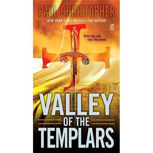 """Valley of the Templars - (John """"Doc"""""""" Holliday"""") by  Paul Christopher (Paperback) - image 1 of 1"""