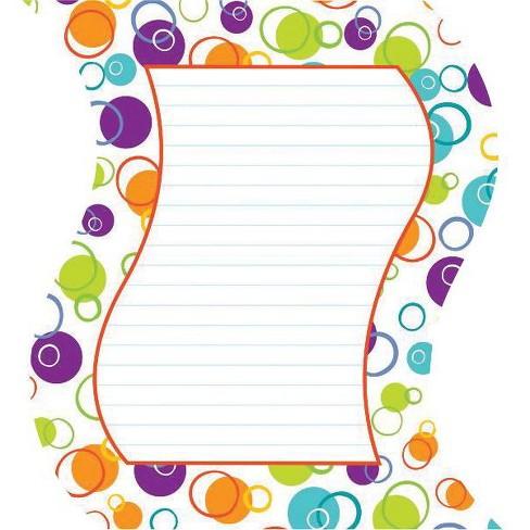 Carson-Dellosa Calypso Notepad, 5-3/4 x 6 Inches, 50 Sheets - image 1 of 1