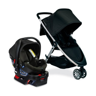 Britax B-Lively & B-Safe Gen2 Travel System - SafeWash
