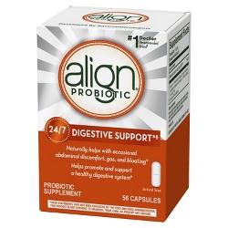 Align Probiotic Supplement Capsules - 56ct
