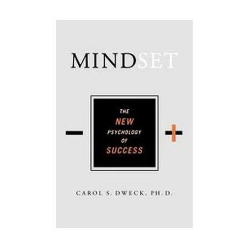 Mindset The New Psychology Of Success Hardcover Carol S Dweck