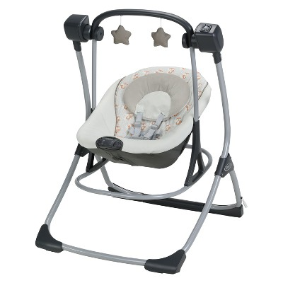 Graco Cozy Duet Swing - Leo